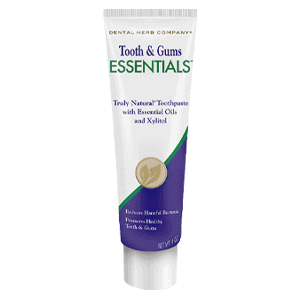 Dental Herb Company Tooth & Gums Essentials Natural Toothpaste