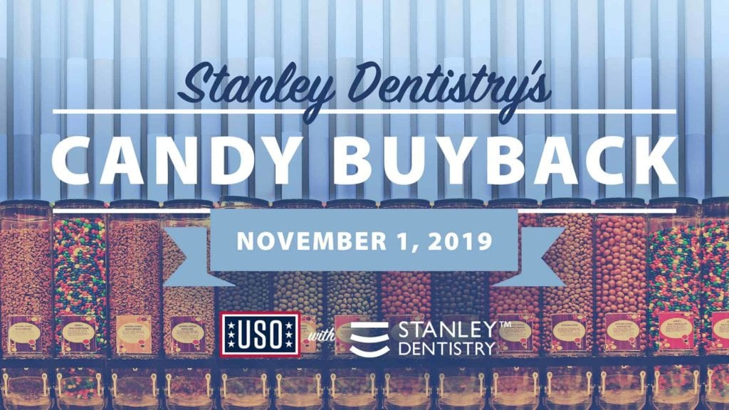 stanley dentistry candy buy back