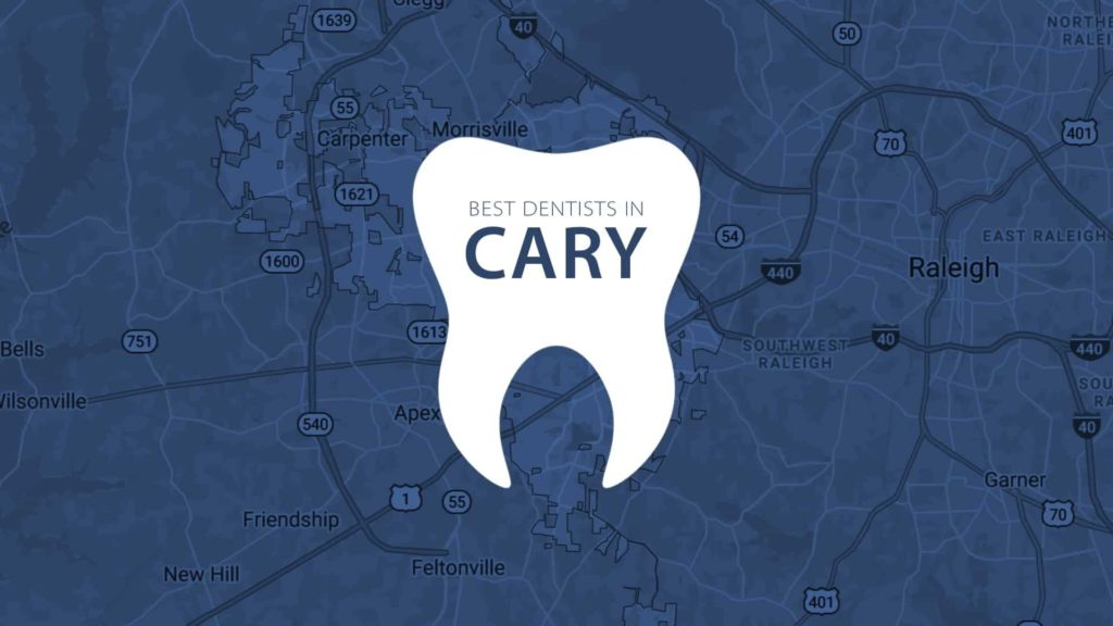 best dentist in cary image