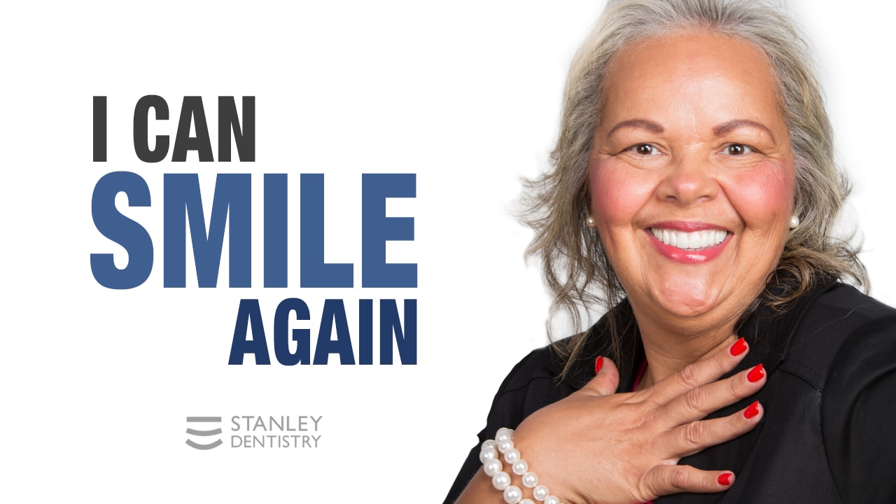 smile transformation - Stanley Dentistry in Cary, NC